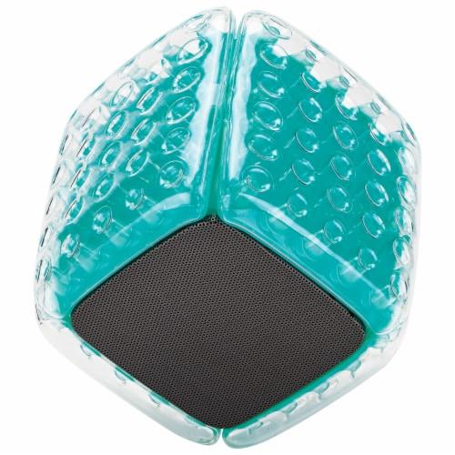 iLive ISBW101TQ Bluetooth Speaker - Aqua Perspective: right