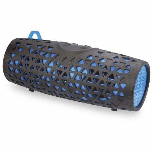 iLive Waterproof Wireless Speaker - Black/Gray Perspective: right