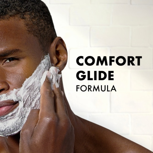 Gillette Foamy Sensitive Shave - Shaving Cream for Men Perspective: right