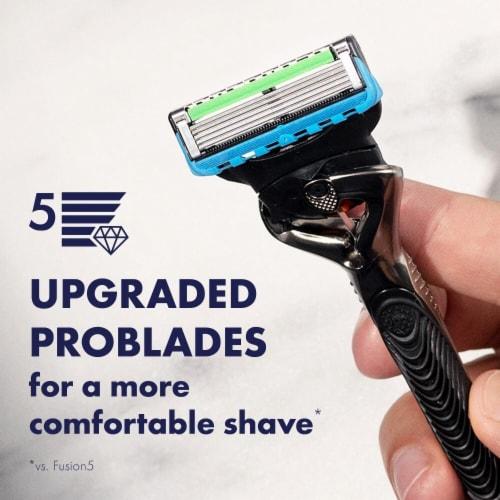 Gillette ProGlide Men's Razor Blade Refill Cartridges Perspective: right