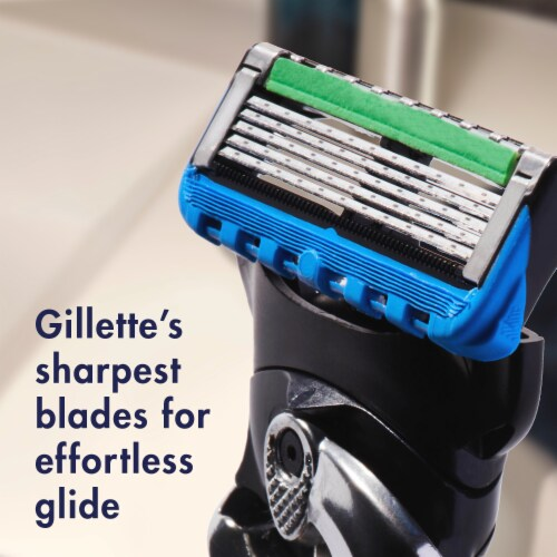 Gillette ProGlide Men's Razor Blade Refill Cartridges Perspective: right