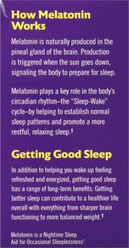 Natrol® Advanced Sleep Melatonin 10mg Perspective: right