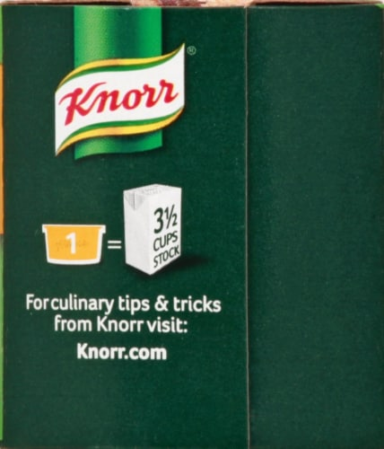 Knorr Homestyle Concentrated Chicken Stock Perspective: right