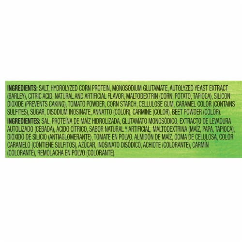Knorr Mi Arroz Red Rice Seasoning Mix 4 Count Perspective: right
