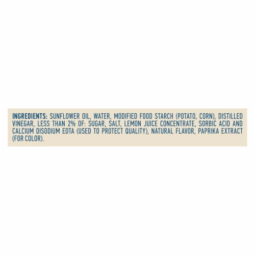 Best Foods Vegan Mayonnaise Dressing Spread Perspective: right
