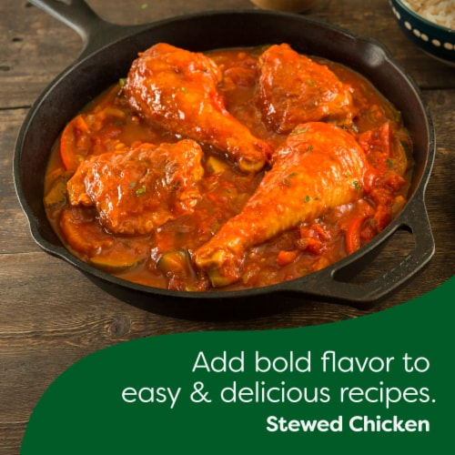 Knorr Tomato Bouillon with Chicken Flavor Perspective: right