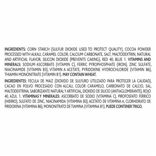 Maizena Chocolate Beverage Mix Perspective: right