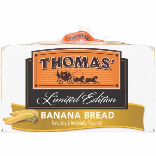 Thomas Banana Bread English Muffins Perspective: right