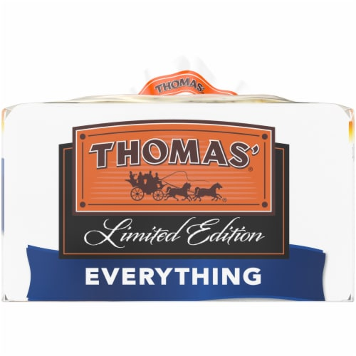 Thomas Limited Edition Everything English Muffins Perspective: right