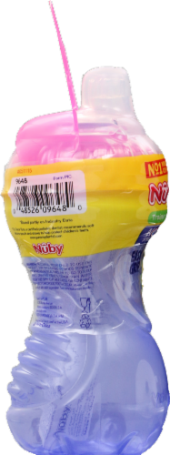 Nuby Easy Grip Squeeze Bottle Perspective: right
