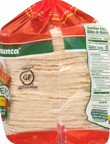 Guerrero White Corn Tortillas 80 Count Perspective: right