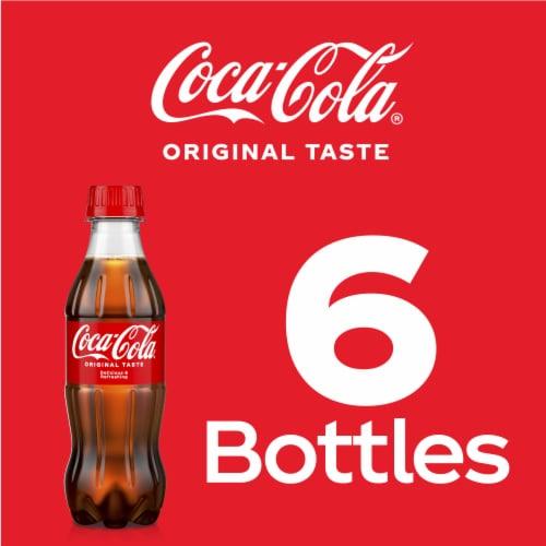 Coca-Cola Classic Soda Perspective: right