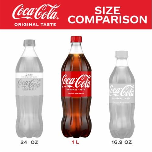Coca-Cola® Classic Soda Perspective: right