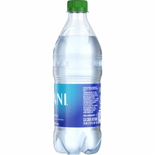 Dasani® Purified Water Perspective: right