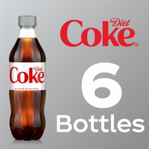 Diet Coke® Soda Perspective: right