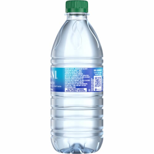 Dasani Purified Water Perspective: right