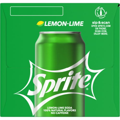 Sprite Lemon-Lime Soda Perspective: right