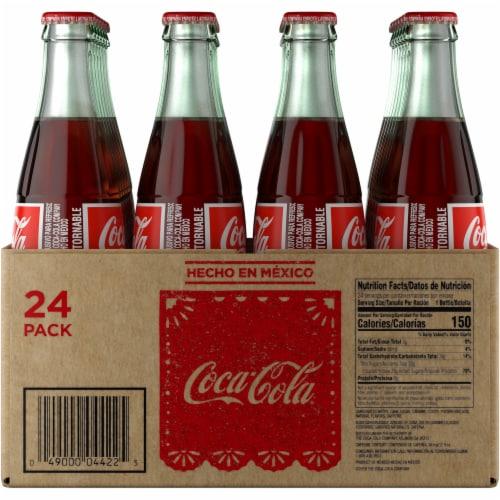 Coca-Cola Mexico Soda Perspective: right