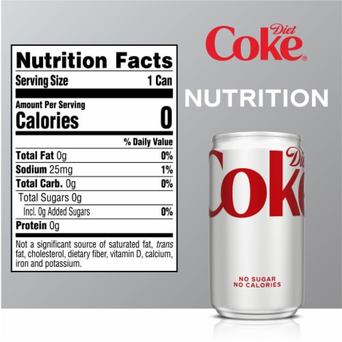 Diet Coke Soda Perspective: right