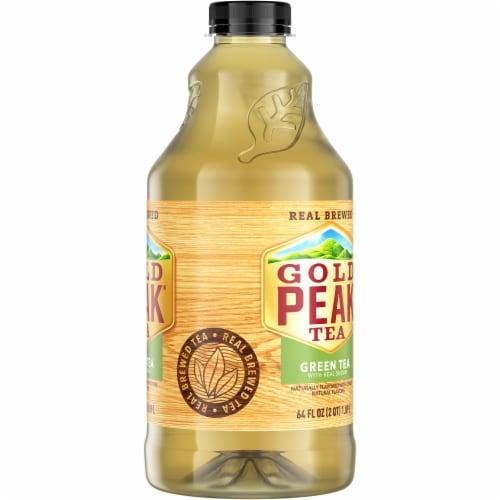 Gold Peak Green Tea Perspective: right