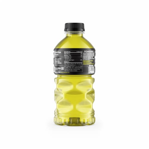 Powerade Lemon Lime Sports Drink Perspective: right