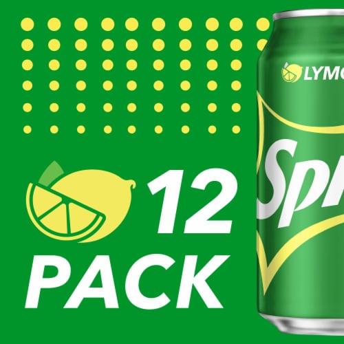 Sprite Lymonade Lemon-Lime & Lemonade Flavored Soda Perspective: right
