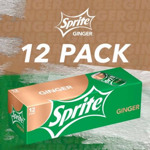 Sprite Ginger Lemon-Lime Soda Perspective: right