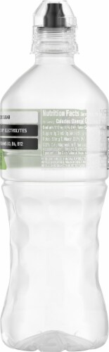 Powerade Power Water Cucumber Lime Sports Drink Perspective: right