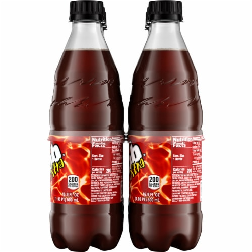 Pibb Xtra Cola Perspective: right