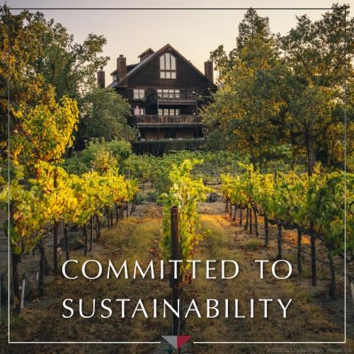 La Crema Willamette Valley Pinot Noir Red Wine Perspective: right