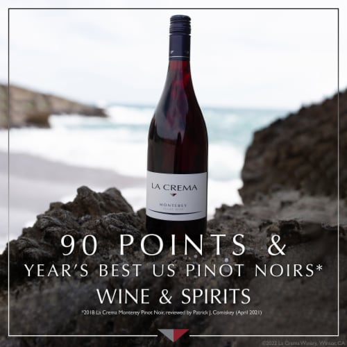 La Crema Monterey Pinot Noir Red Wine Perspective: right