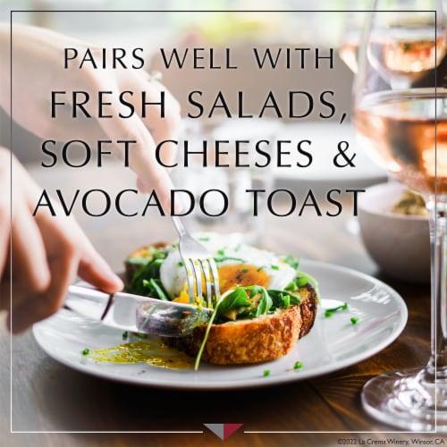 La Crema Monterey Pinot Noir Rose Wine Perspective: right