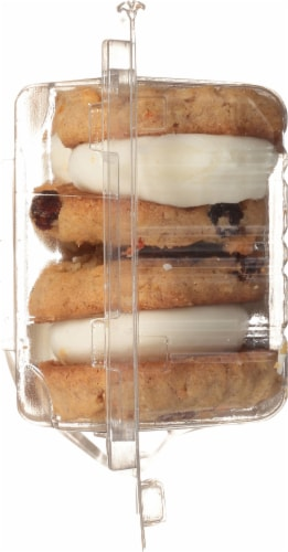 Our Specialty Sweet Middles Carrot Cake Cookies 6 Count Perspective: right