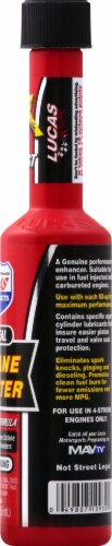 Lucas Oil Products Octane Booster Perspective: right