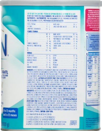 Nestle® NAN® Pro Infant Formula with Iron Powder Perspective: right