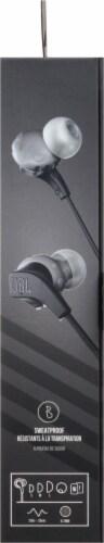 JBL® Black Headphones Perspective: right