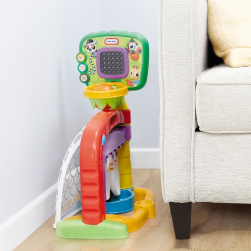 Little Tikes 643224P 3-in-1 Sports Zone Light Up Baby Toddler Toy with Sound Perspective: right