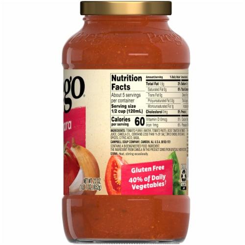 Prego® Marinara Italian Pasta Sauce Perspective: right