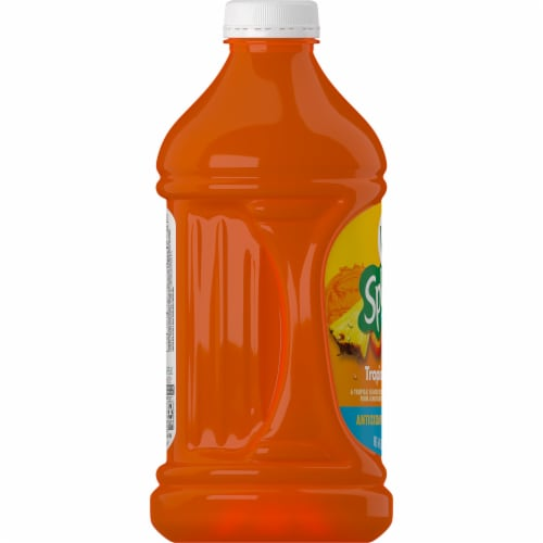V8 Splash Diet Tropical Blend Juice Perspective: right