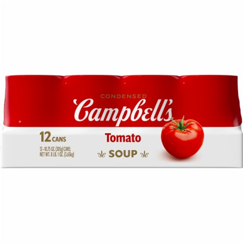 Campbell's® Tomato Condensed Soup Perspective: right