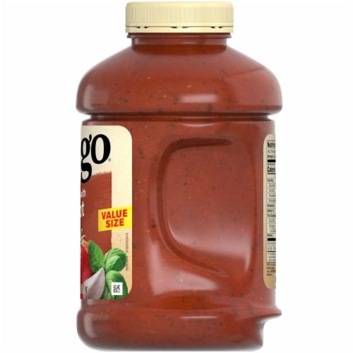 Prego Meat Italian Pasta Sauce Perspective: right