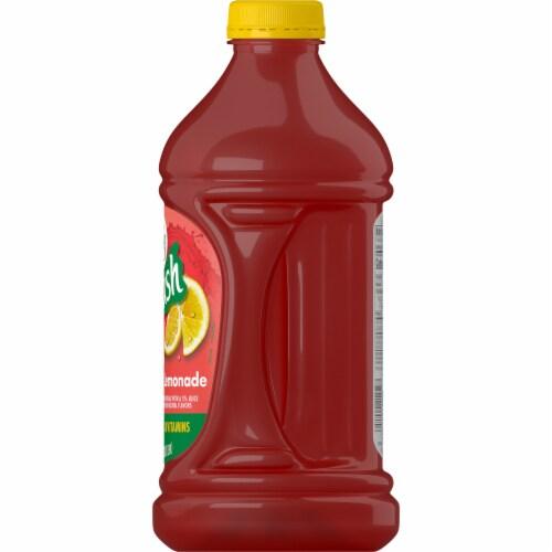 V8 Splash Strawberry Lemonade Juice Perspective: right