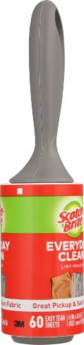 Scotch-Brite™ Lint Roller - Black Perspective: right