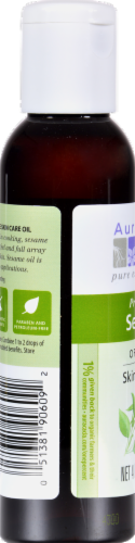 Aura Cacia Organic Sesame Oil Perspective: right