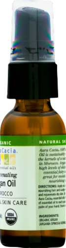 Aura Cacia Organic Argan Oil Perspective: right