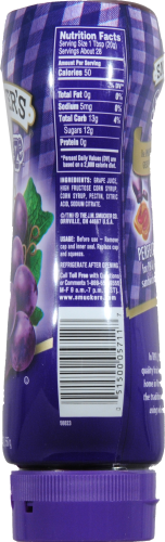 Smucker's Squeeze Grape Jelly Spread Perspective: right