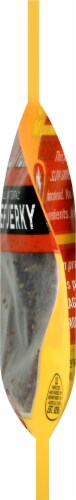 Tillamook Country Smoker Gluten Free Old Fashioned Beef Jerky Perspective: right
