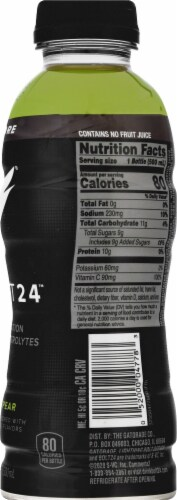 Bolt24 Apple Pear Hydration with Electrolytes Perspective: right