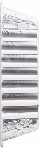 Handi-foil® Extra Deep BBQ King Utility Pan - Silver Perspective: right