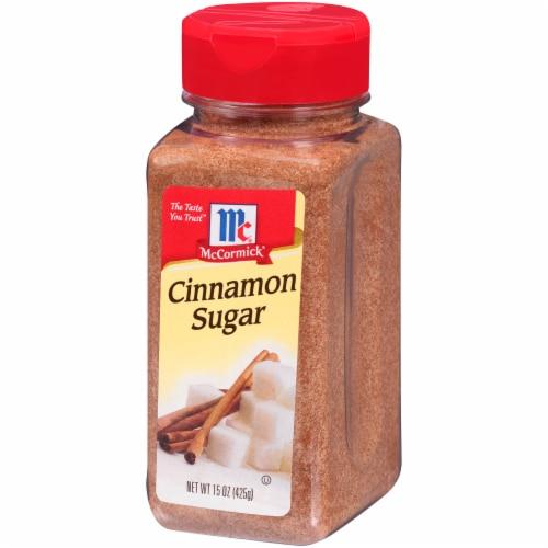 McCormick Cinnamon Sugar Perspective: right